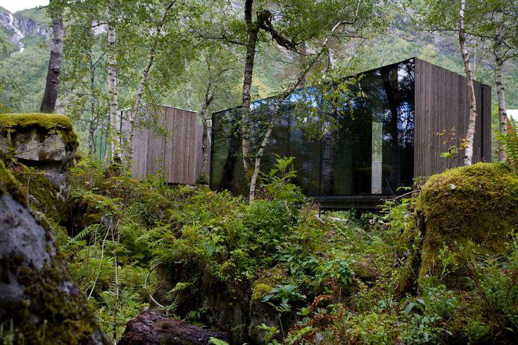 Juvet Landscape Hotel, Ex Machina
