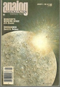 Analog Magazine, January 1981