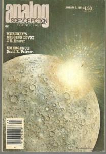 Analog Magazine, January 1981