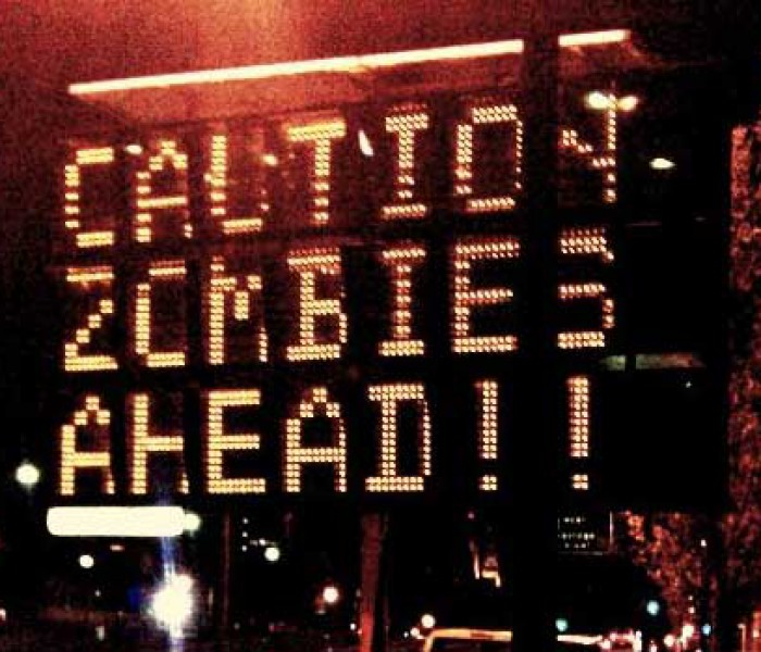 Read This: Do Zombies Dream of Undead Sheep?