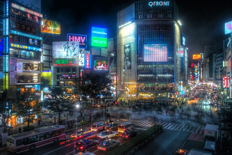 Do Androids Dream of Electric Cities?