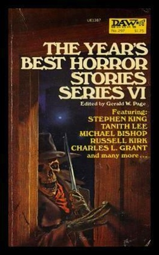 Year's Best Horror Stories VI
