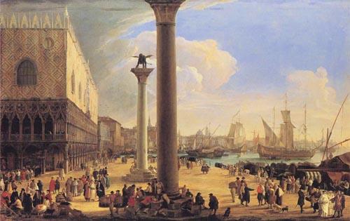 Venice, where The Stress of Her Regard hides the Graiae