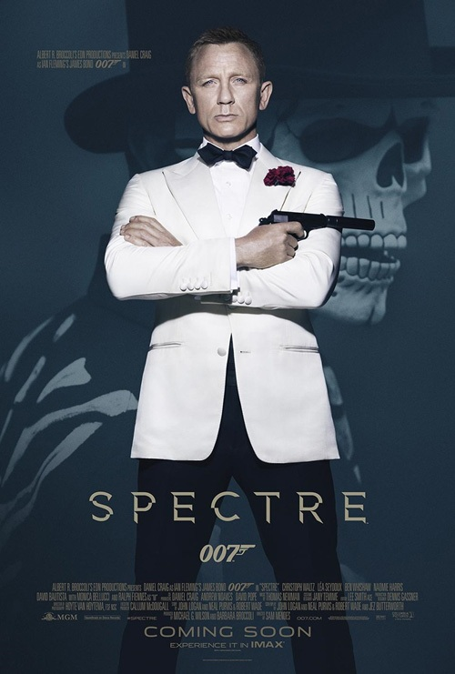 Spectre's Bond. James Bond.