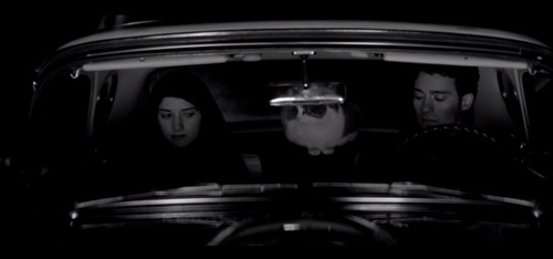 A Girl Walks Home Alone at Night--Vampire, Cat, and Arash