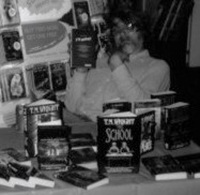 T.M. Wright in 1992