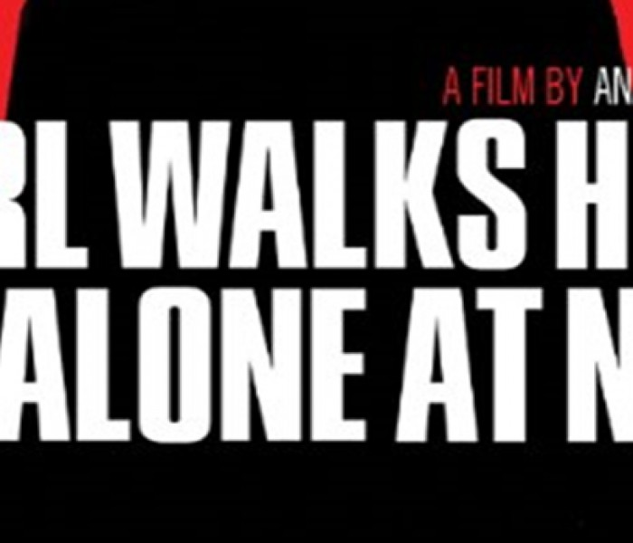 A Girl Walks Home Alone at Night: Small and Sharp