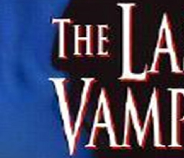 Read This: The Last Vampire