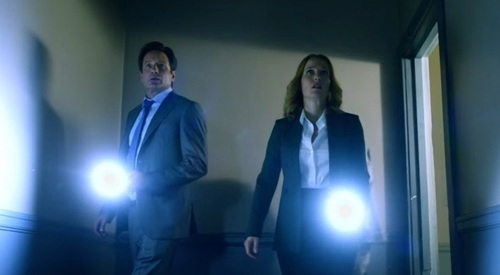 The X-Files Season Ten: Mulder and Scully in action