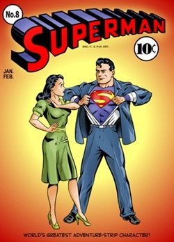 man of steel woman of kleenex essay If you've never read the essay man of steel, woman of kleenex, you're missing  out on one of the most immaturely mature thought pieces.