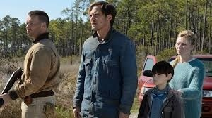 It's about friends and family in Midnight Special