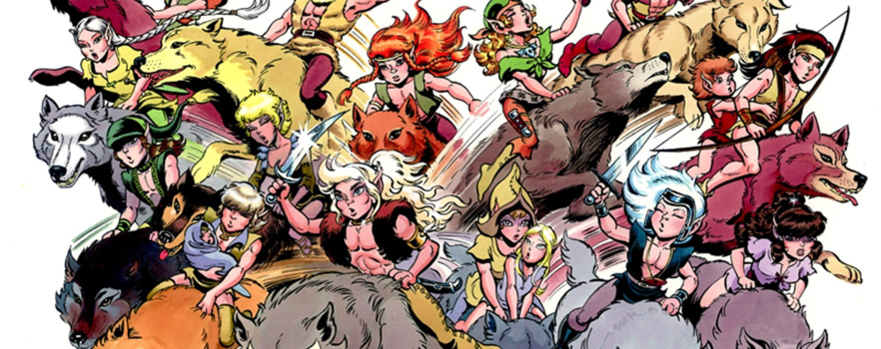 Elfquest: There and Back Again