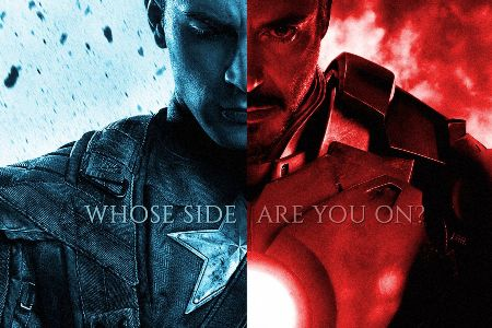 Choosing up sides in Captain America: Civil War