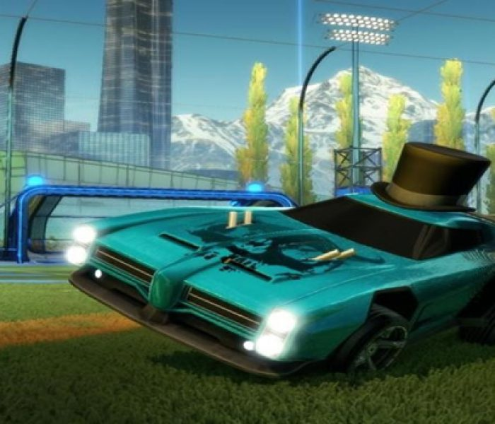Rocket League Xbox One/PC Cross-Play Launches