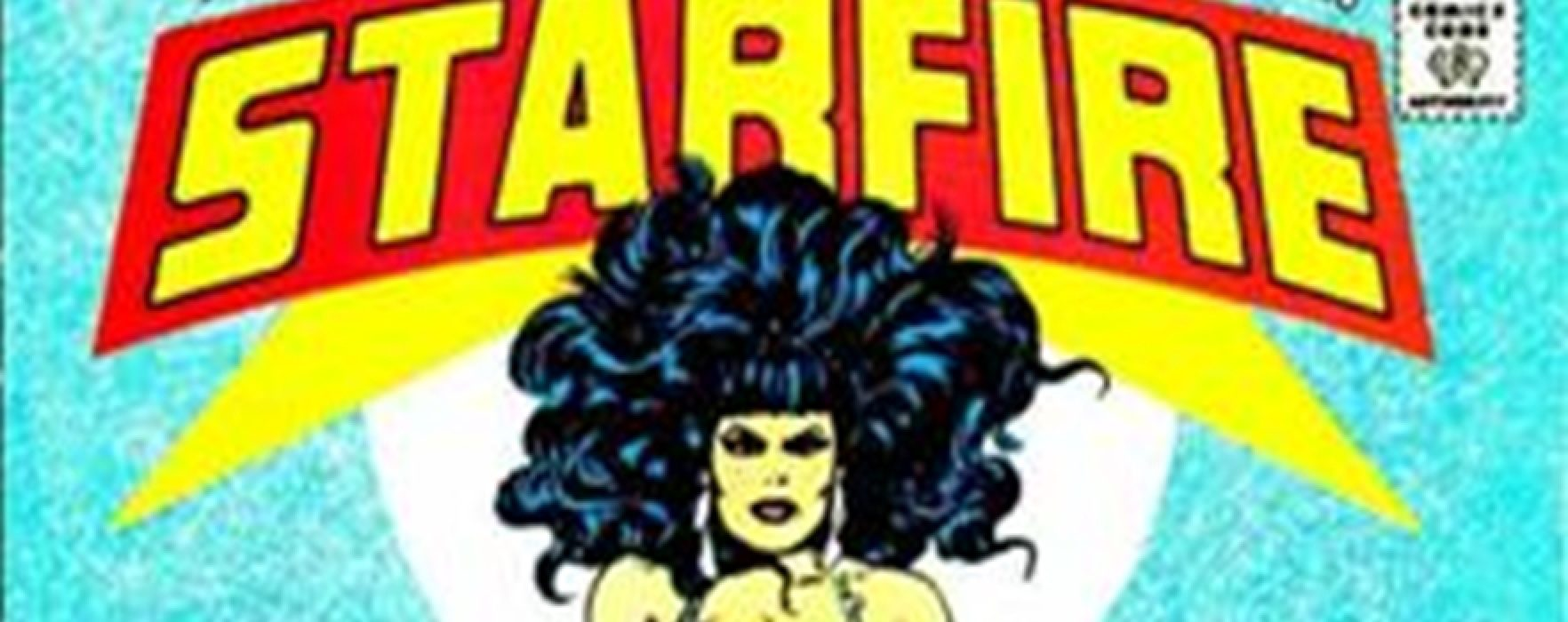 Starfire: DC's Warrior Woman From Way Back
