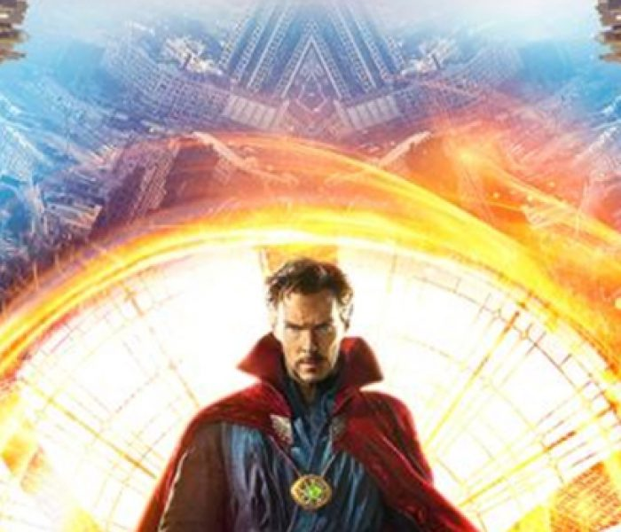 New Dr. Strange Trailer Screened at ComicCon