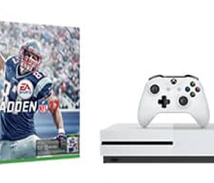 Xbox One S 500GB and 1TB Coming August 23
