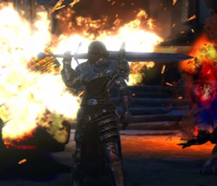 Neverwinter Launches For PS4