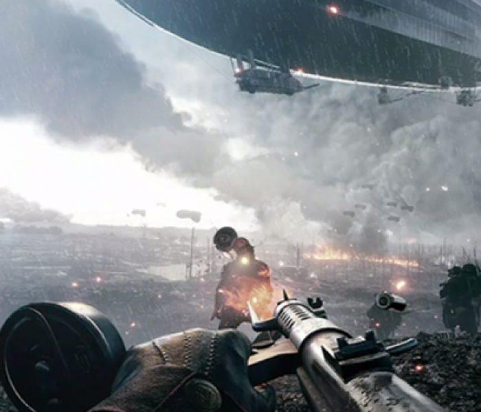 Battlefield 1 Beta Opens August 31st