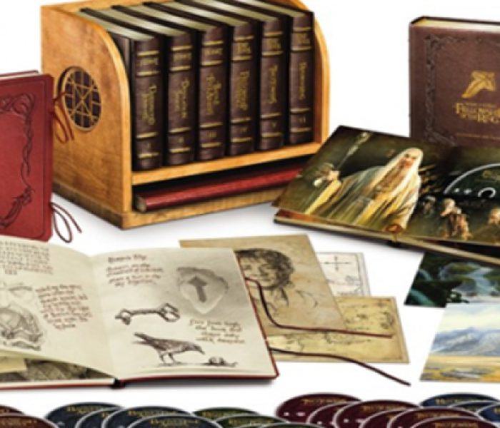 $800 Middle Earth Ultimate Collectors Edition Boxed Set Coming Soon