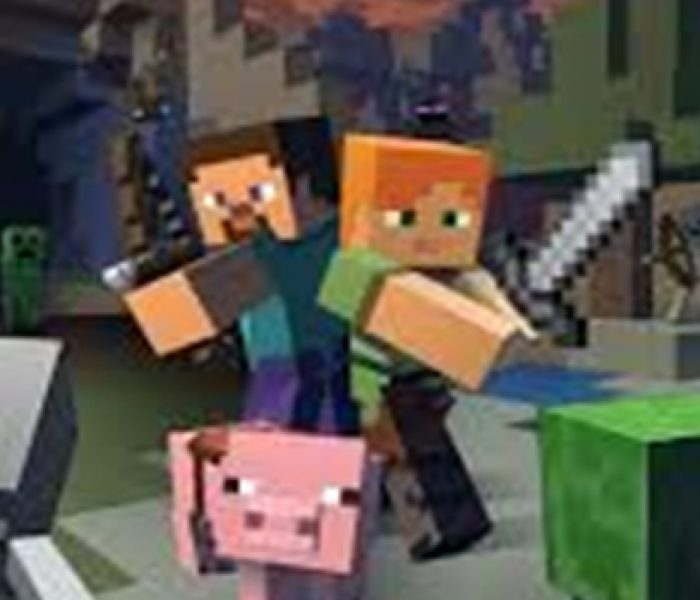Minecraft Novel Series Coming Soon