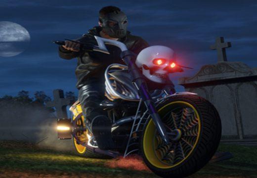 GTA Online Halloween Content Available October 28