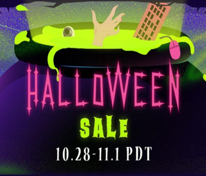 Steam Halloween Sale On Through November 1