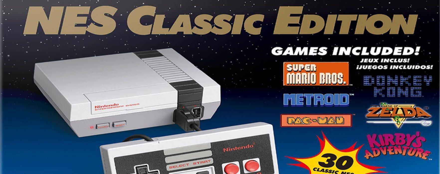 Nintendo Discontinues NES Classic