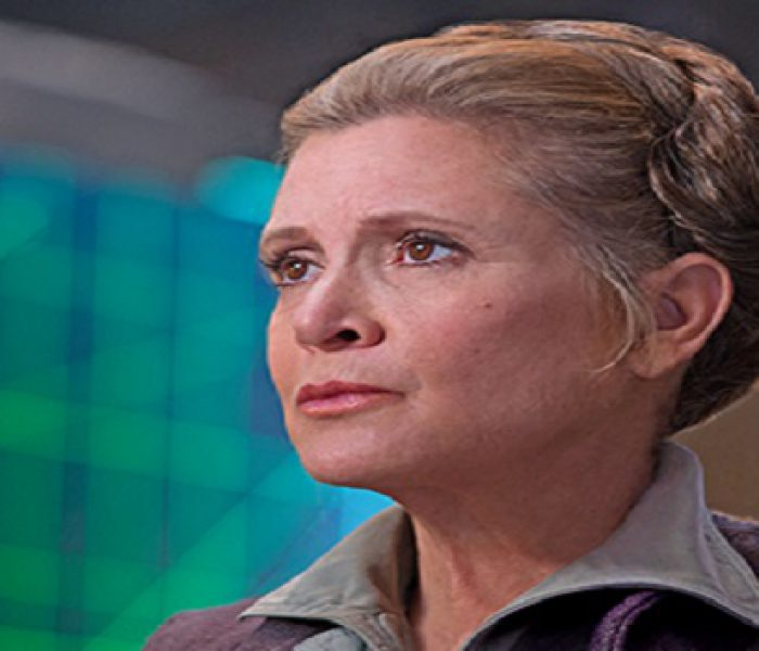 Carrie Fisher In Stable Condition Following Cardiac Incident