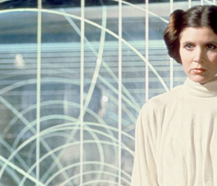 Carrie Fisher Has Died