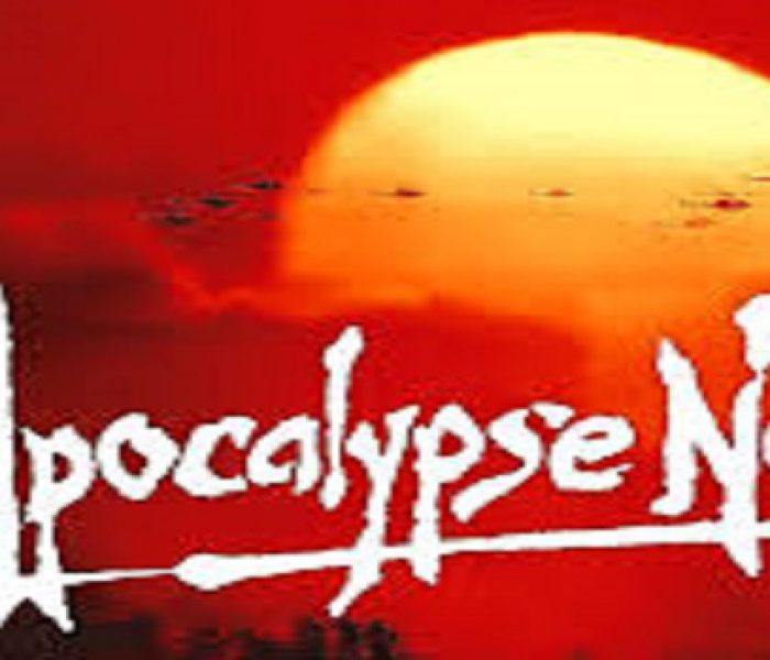 Apocalypse Now Video Game In the Works