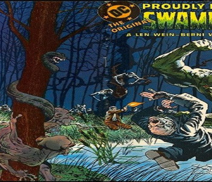 Bernie Wrightson, Co-Creator of Swamp Thing, Has Died