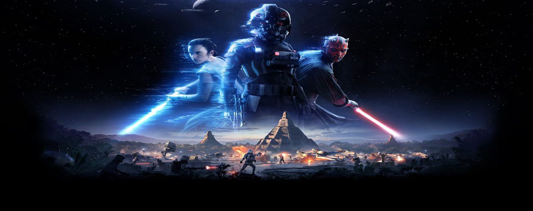 Official Star Wars: Battlefront II Trailer Is Out
