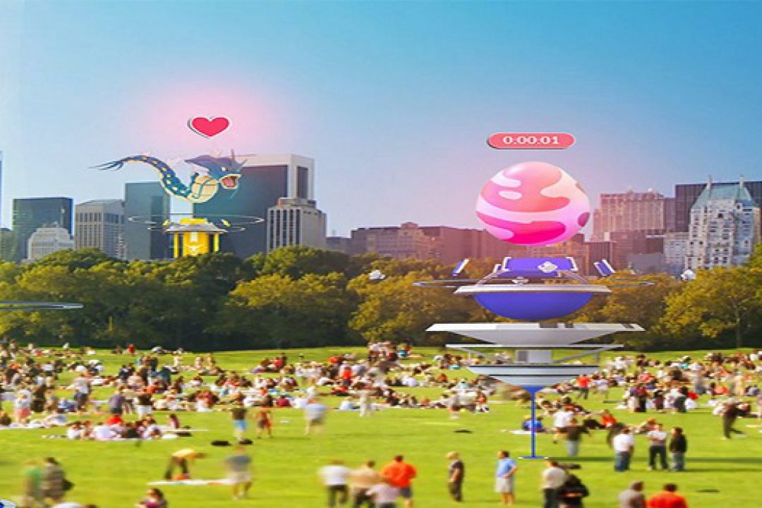 Pokemon GO Lets More Players Join Battle Raids