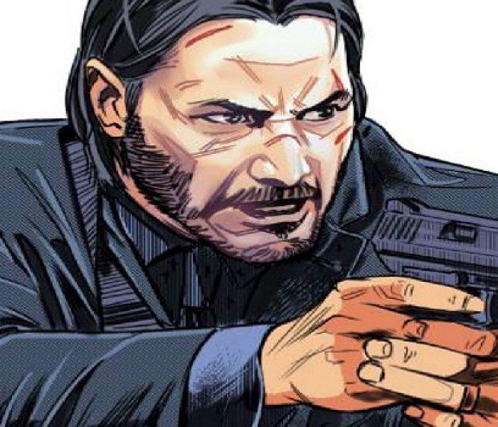 John Wick Comic Series Gets Greg Pak, Giovanni Valletta