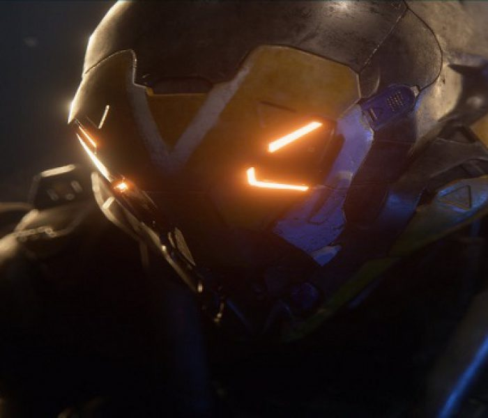 BioWare Salutes Anthem Reveal With a Corn Maze