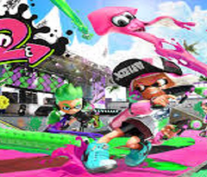 Splatoon Anime Series Coming in August
