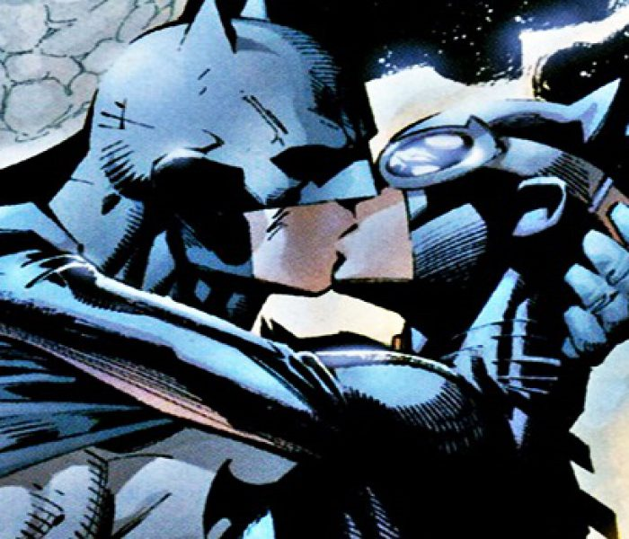 Batman and Catwoman Are Getting Married