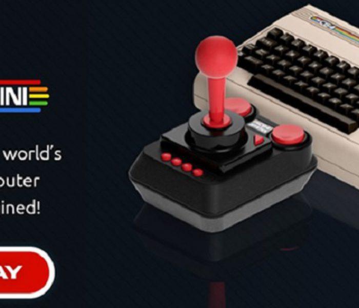 Commodore 64 Mini Coming in 2018