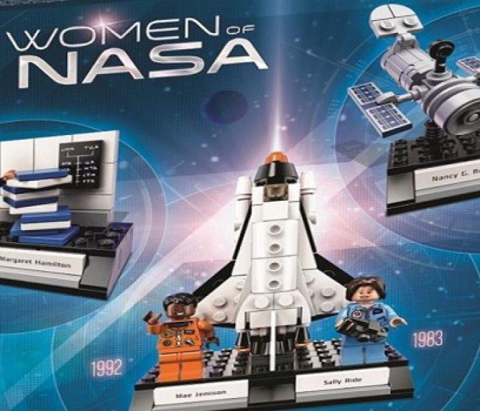 LEGO's Women of NASA Set Coming Soon