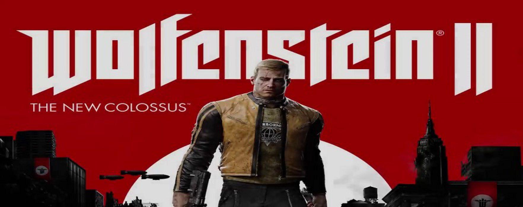 Nazis Still Evil in Wolfenstein II's America