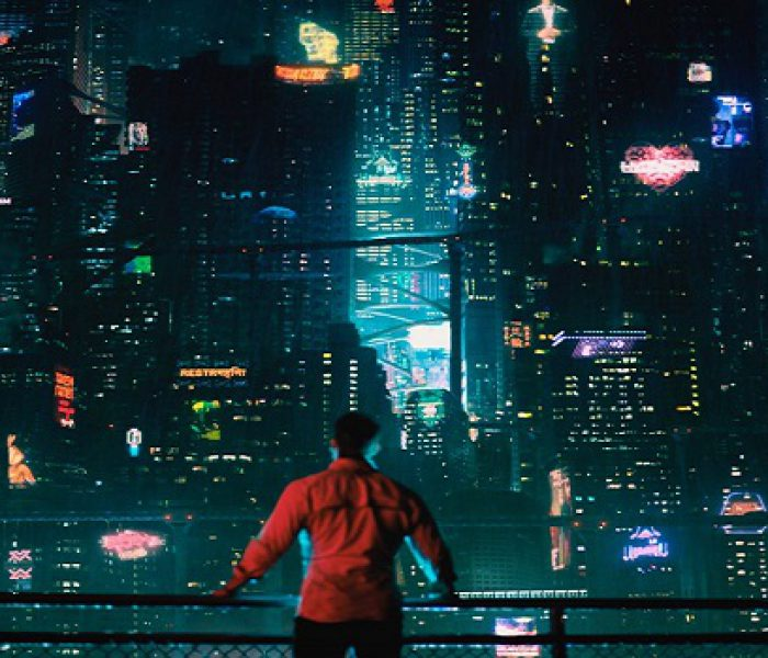 Cyberpunk Series Altered Carbon Coming to Netflix