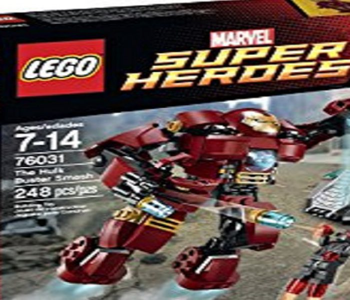 Lego Rolling Out New Hulkbuster