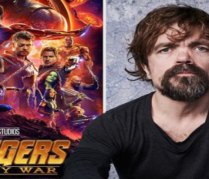 Avengers: Infinity War Will Have Peter Dinklage, Too