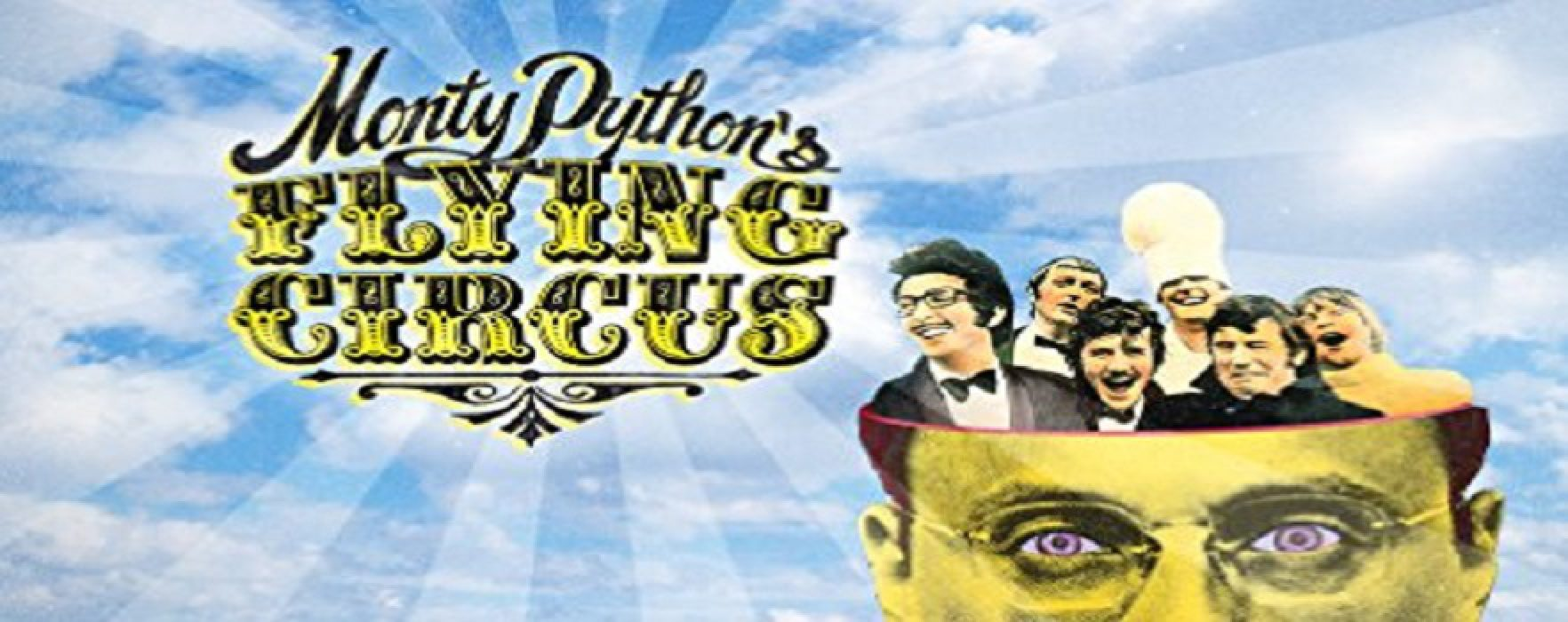 Monty Python's Coming to Netflix, Crunchy Frogs and All