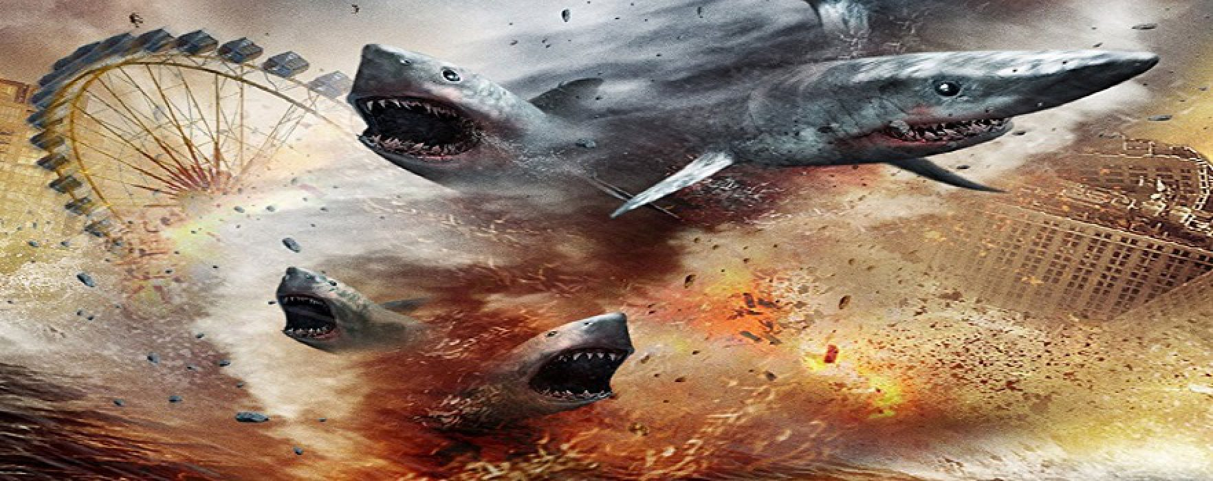 Syfy's Sharknado Franchise Coming to a Close