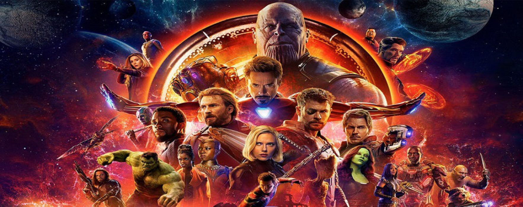 Avengers: Infinity War: Random Thoughts and Spoilers