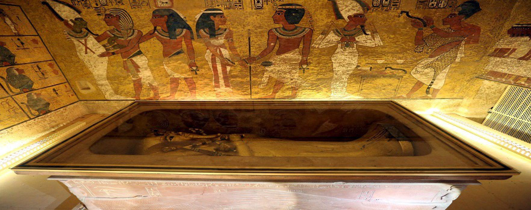 No Secret Room in King Tut's Tomb