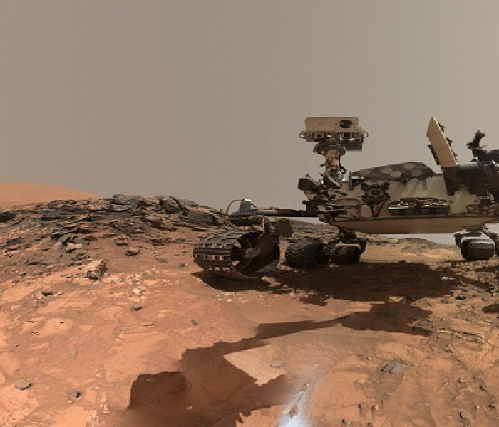 Could There Be Life on Mars?
