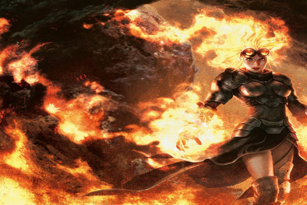 Magic: The Gathering: Chandra Comic Coming from IDW